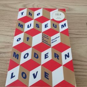The Museum of Modern Love:A novel inspired by Marina Abramović现代爱情博物馆
