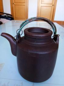 老宜兴紫砂壶