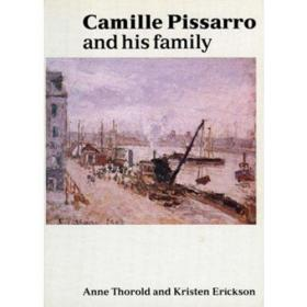 Camille Pissarro and His Family-卡米尔·皮萨罗和他的家人