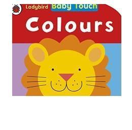 原版Baby Touch: Colours/