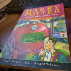 Harry Potter and the Philosopher's Stone  哈利·波特与魔法石