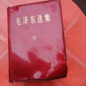 毛泽东选集【合订一卷本软精装】品相以图片为准,有毛像