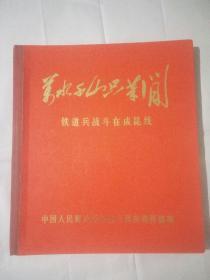 文革经典12开厚本画册《万水千山只等闲》
