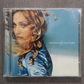 Ray of Light《光芒万丈》-艺人:Madonna-麦当娜-流行天后-欧美正版CD