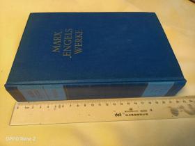 德文原版 精装《马克思恩格斯全集 德文版第1卷》 KARL MARX FRIEDRICH ENGELS BAND 1
