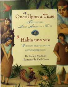 精装 西班牙语Once Upon a Time/Habia una vez 一个时间上有一次