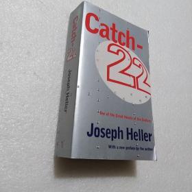 Catch-22  第22条军规 英文原版