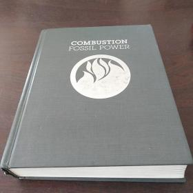 Combustion - Fossil Power Systems - a Reference Book on Fuel Burning and Steam Generation(英文原版)