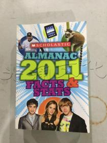 Scholastic Almanac 2011: Facts & Stats (Scholastic Almanac For Kids)---[ID:186837][%#324D6%#]
