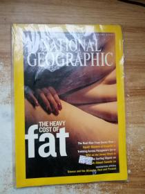 national geographic 2004.8