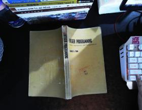 整数规划理论、应用和计算法 英文版 【馆藏有章】