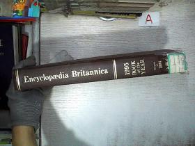 ENCYCLOPAEDIA BRITANNICA BRITANNICA BOOK OF THE YEAR1995 EVENTS OF 1 994