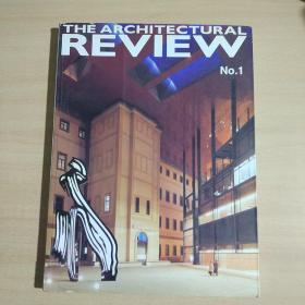 建筑设计方面书  The Architectural Review  1