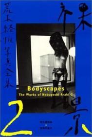 Works of Nobuyoshi Araki:Bodyscapes v. 2 (The works)