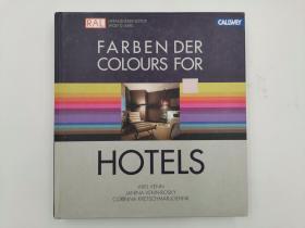 Farben der Hotels / Colours for Hotels