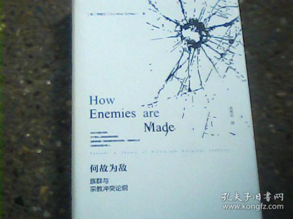 何故为敌:族群与宗教冲突论纲