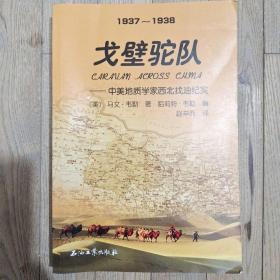 戈壁驼队:中美地质学家西北找油纪实(1937~1938)