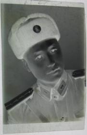 【老底片】(46593)军人