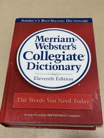 韦氏大学英语词典 Merriam-Webster's Collegiate Dictionary