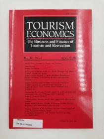 tourism economics the business and finance of tourism and recreation vol 22 no 2 april 2016