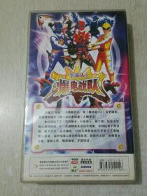 宇宙人之爆电战队 奥特曼,VCD,26张光盘一套的,缺1、2,现有24张合售