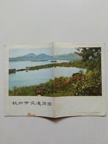 杭州市交通简图