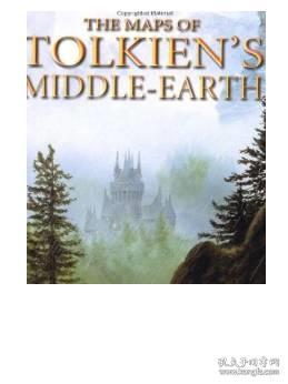 The Maps of Tolkien's Middle-Earth
