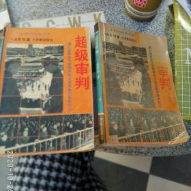 超级审判(上下)-图门将军参与审理林彪反革命集团案亲历记
