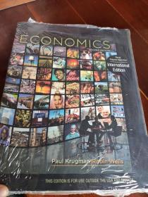 Economics 保罗克鲁格曼 经济学教材 英文原版 第二版