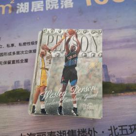 篮球球星卡38张【有些闪卡请看图】有26张装塑料袋 不单卖