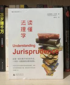 读懂法理学(全新塑封)