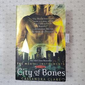 City of Bones (The Mortal Instruments, Book 1)  圣杯神器1:骇骨之城