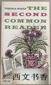 1960年美国出版The Common Reader伍尔夫《普通读者》平装版<现货包顺丰快递>