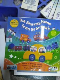 特价~The Journey Home From GrandpasBook  英文原版9781846866586