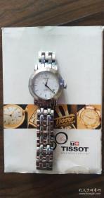 天梭T54.1.483.11自动机械手表(带全套附件)