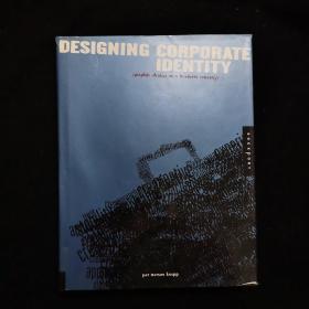 英文原版 designing corporate identity
