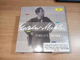 DG 马勒作品全集(18CD)马勒诞辰150周年纪念版