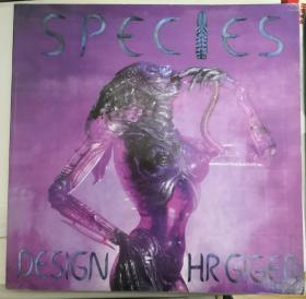 Species Design  H R Giger