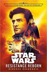 现货 抵抗重生 通往星球大战9天行者崛起之路小说 英文原版 Resistance Reborn Journey to Star Wars The Rise of Skywalker精装