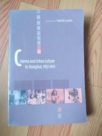 Cinema and Urban Culture in Shanghai, 1922-1943