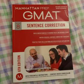 GMAT Sentence Correction:6th Edition