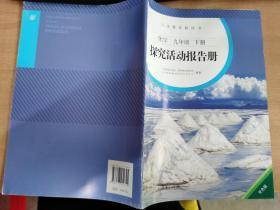 义务教育教科书·探究活动报告册:化学(九年级下册 双色版)