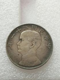 珍藏多年的老银元特价001