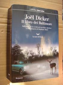 Il libro dei baltimore 意大利语 24开 厚册
