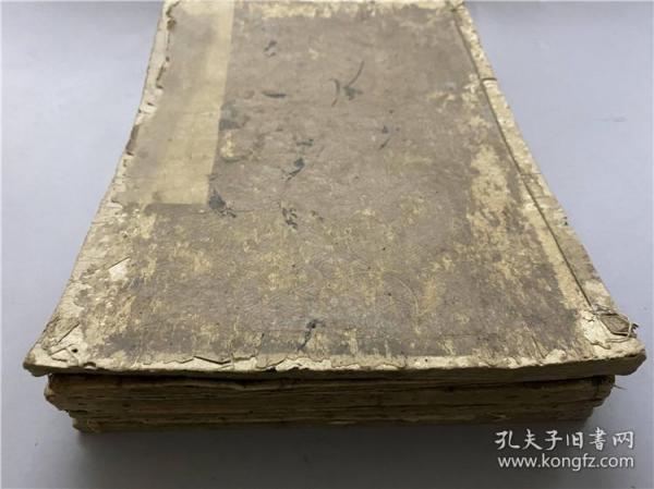 和刻本《小学示蒙句解》存5册,卷四、卷五上、卷六上中下。古代日本儿童汉学教育,蒙学