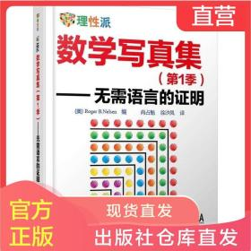 包邮 数学写真集(第1季) 无需语言的证明 中学和大学数学教师教学