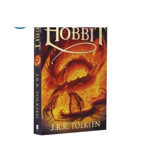 霍比特人 儿童版 英文原版 The Hobbit 指环王 魔戒前传 进口小说 魔幻小说 托尔金 J.R.R. Tolkien 9岁以上儿童英语读物 平装