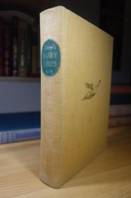 Heritage Press 1962年版 布面精装大本格林童话第一部 精美插图 Grimm's Fairy Tales Vol I