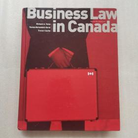 Business Law in Canada Seventh Edition(精装16开)