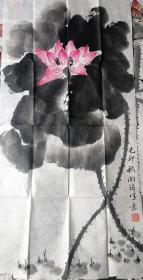 胡开禧(山东画院画师、中国美协、山东美协会员)